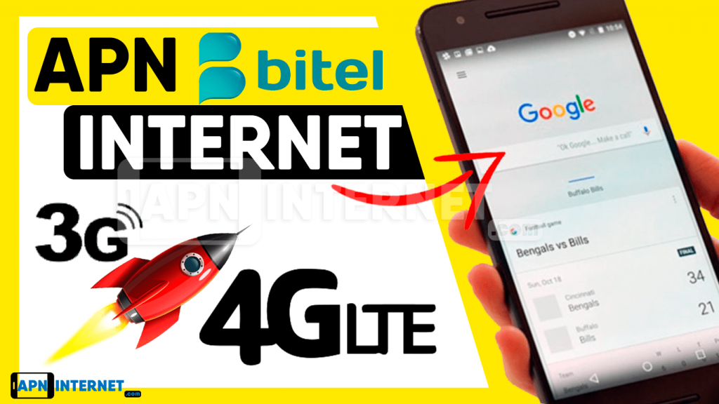 apn bitel peru 4g internet gratis