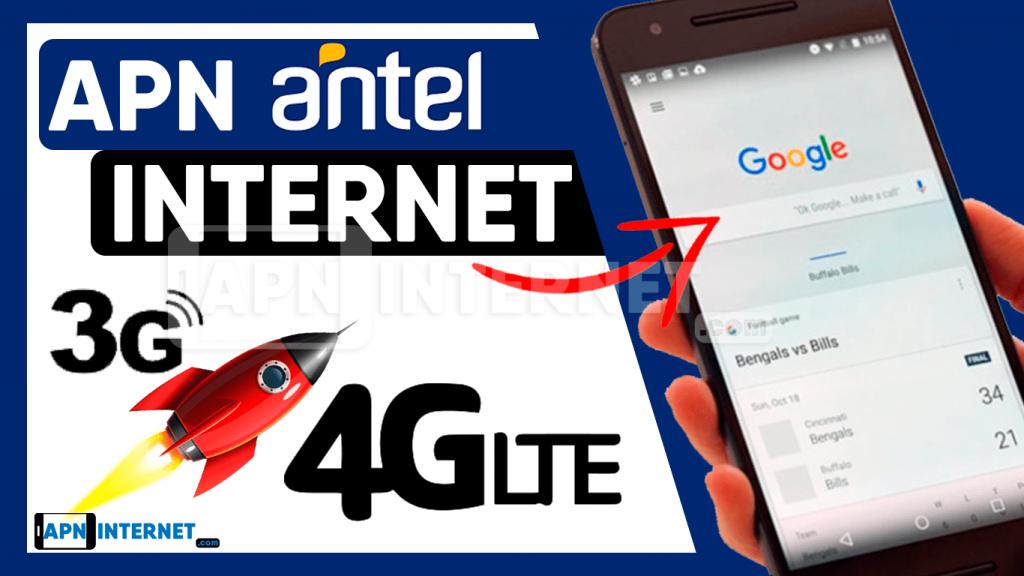 antel apn internet gratis