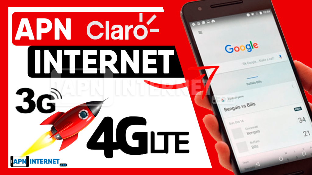apn claro 4g colombia internet gratis