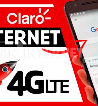 apn claro 4g el salvador internet gratis
