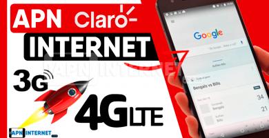 apn claro 4g republica dominicana internet