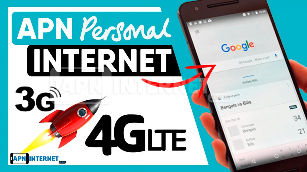 apn personal 4g argentina internet