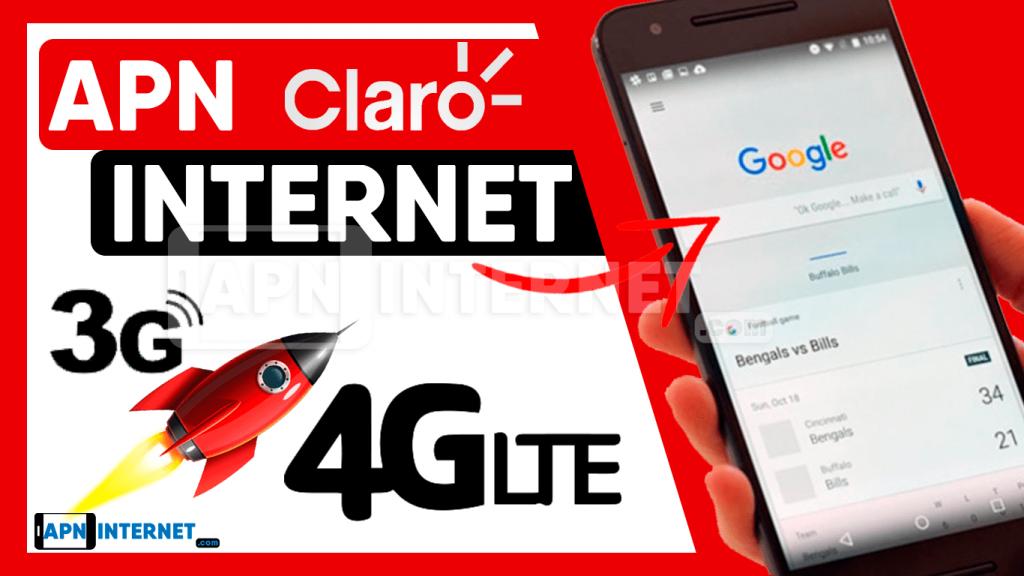 apn claro honduras internet gratis
