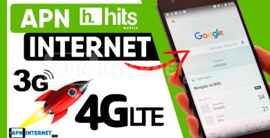 apn hits mobile españa internet gratis