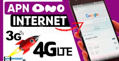 apn ono movil españa internet gratis free