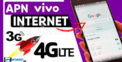 apn vivo brasil internet gratis