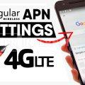 cingular wireless usa apn internet free settings