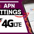gci apn settings