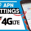 GoPhone apn settings