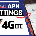 Liberty Wireless apn settings