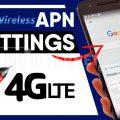 pix wireless usa apn internet free settings