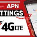 red pocket mobile apn internet free settings
