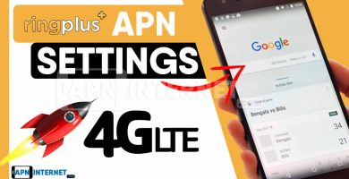 ringplus usa apn settings