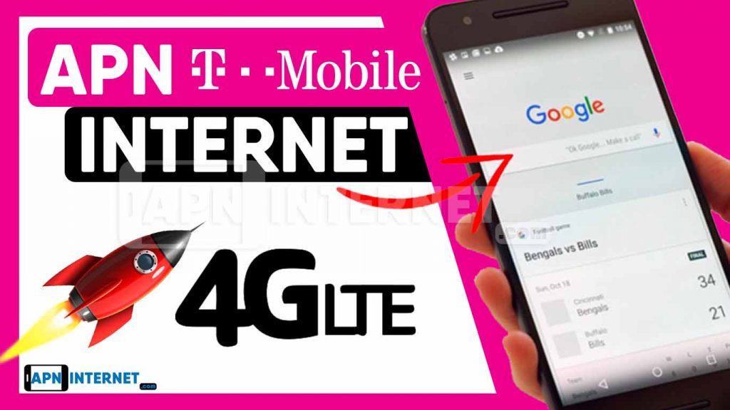 T Mobile Usa Apn Settings 2020 4g Lte Internet Connection
