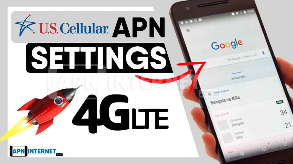 U S Cellular Apn Settings 2020 Configure Internet 4g 5g