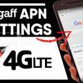 giffgaff apn settings