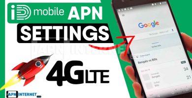 id mobile apn settings