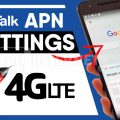 talk talk apn settings